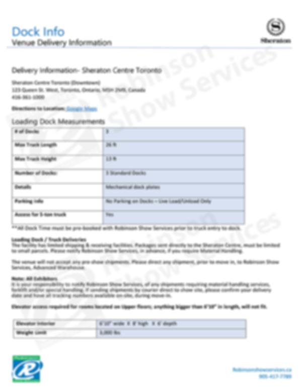 Sheraton Dock Info-2.png