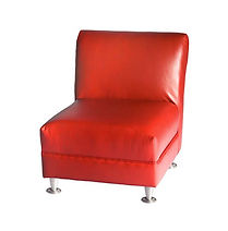 0-LSSR - Armless Single Sofa - Red.jpg