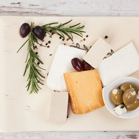TASTE / Cheeses of December