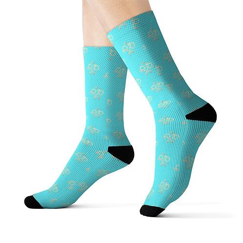 Arrrgh Mighty Socks
