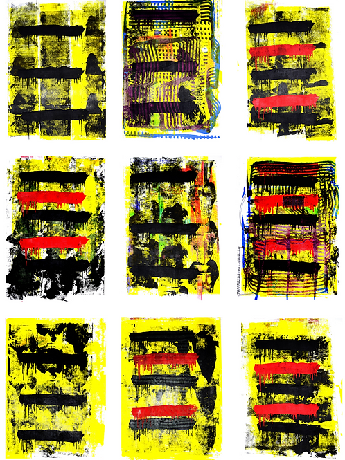 Pindai Anomali Scratch Series (2020)