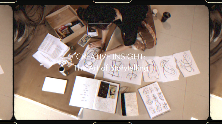 CREATIVE INSIGHT The Art of Storytelling