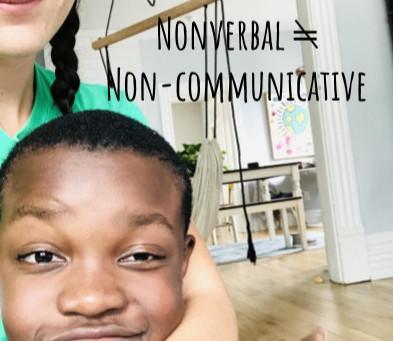 """""""Nonverbal"""""""