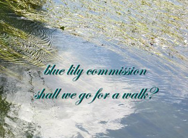 Review: Blue Lily Commission – 'Shall We Go for a Walk?' (released October 1, 2019)