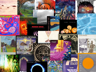 Psychedelic Waves Top 25 Albums of 2016