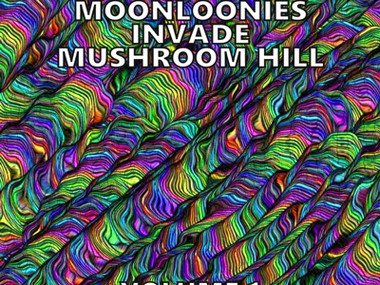Review: Various Artists – Intergalactic Moonloonies Invade Mushroom Hill Vol. 1 (released June 1, 20