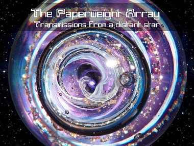 Review: The Paperweight Array – Transmissions from a distant star (Released April 10, 2017)