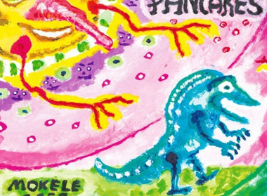 Review: The Pancakes – 'Mokele Goes to Town' (released November 14, 2019)