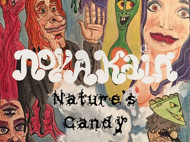 Review: Novakain – Nature's Candy (released February 13, 2016)