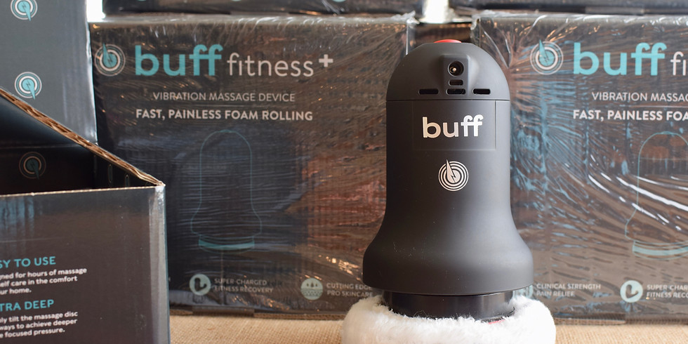 New Product: Buff Fitness!  $299