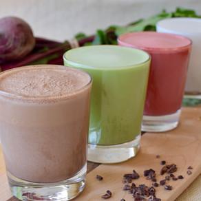 Homemade Hemp Milk (4 Ways)