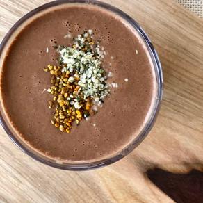 Chocolate Maca Smoothie