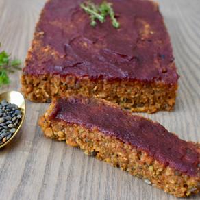 Lentil (no Meat) Loaf
