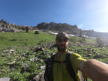 PCT-Northern California