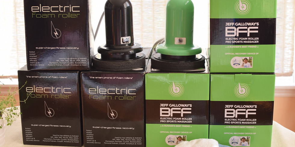 Bff Electric Foam Roller   $259