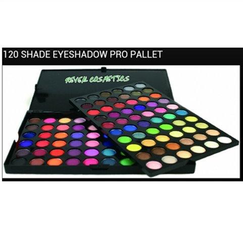 120 Eye Color Pallet