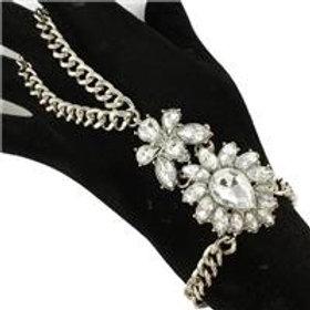 Diamonds Galore Hand Chain