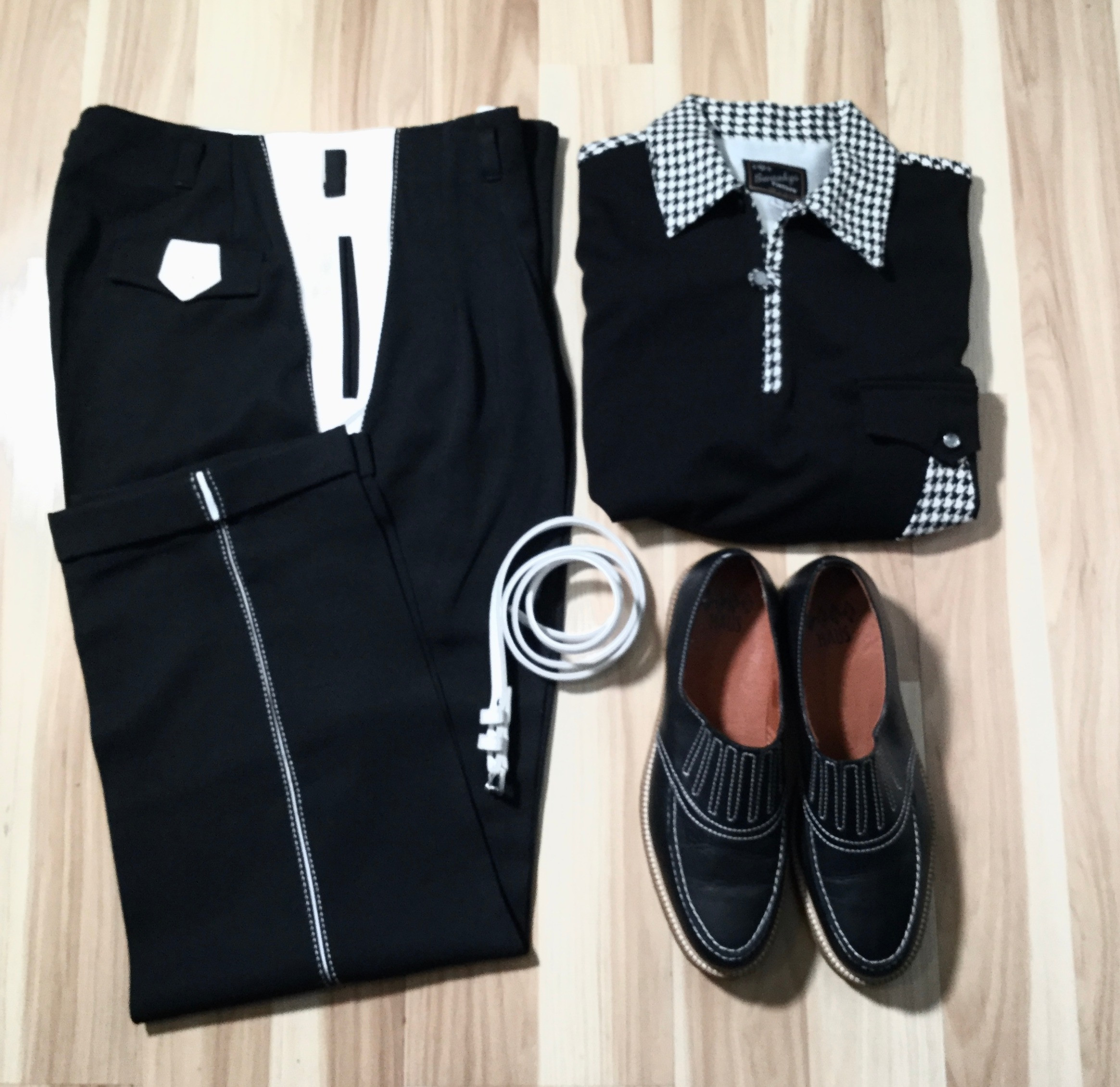 Mens Swankys Vintage Collection