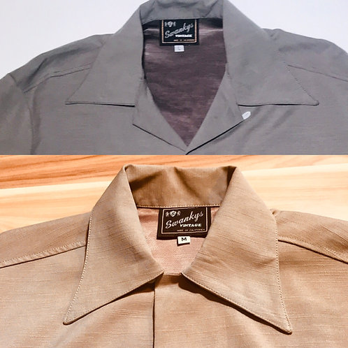 SwankysVintage 40's-50's Grant Sport Shirt