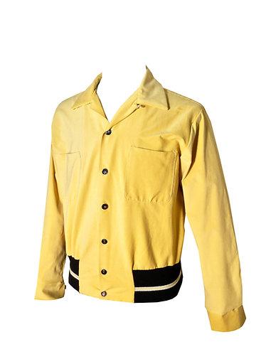 Swankys Vintage 1950's Yellow Gaucho
