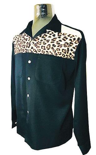"Swankys Vintage ""Del Mar"" Leo Shirt M-XL"