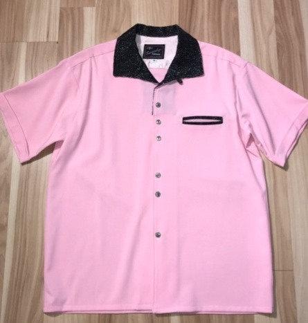 Sir Swanky Rayon Pink Camp Shirt