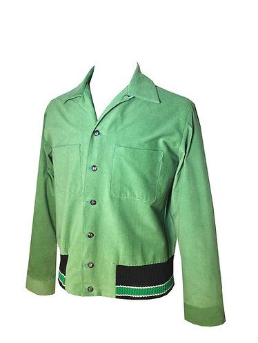 Swankys Vintage 1950's Green Gaucho