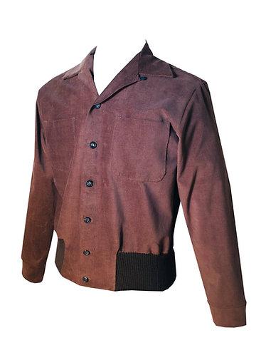 Swankys Vintage 1950's Brown Gaucho