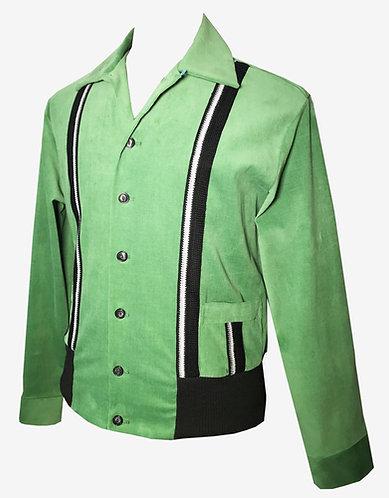 Swankys Vintage Green Sport Gaucho