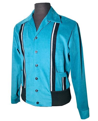 Swankys Vintage Blue Sport Gaucho