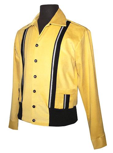 Swankys Vintage Yellow Sport Gaucho