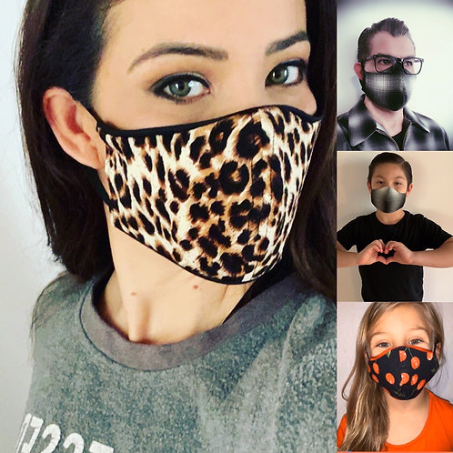 FASHION PROTECTIVE CLOTH FACE MASK