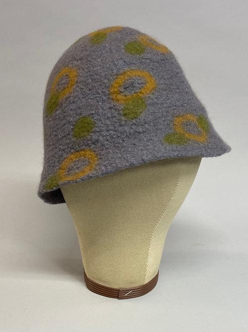 Simple Cloche hat