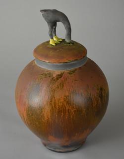 Ostrich jar
