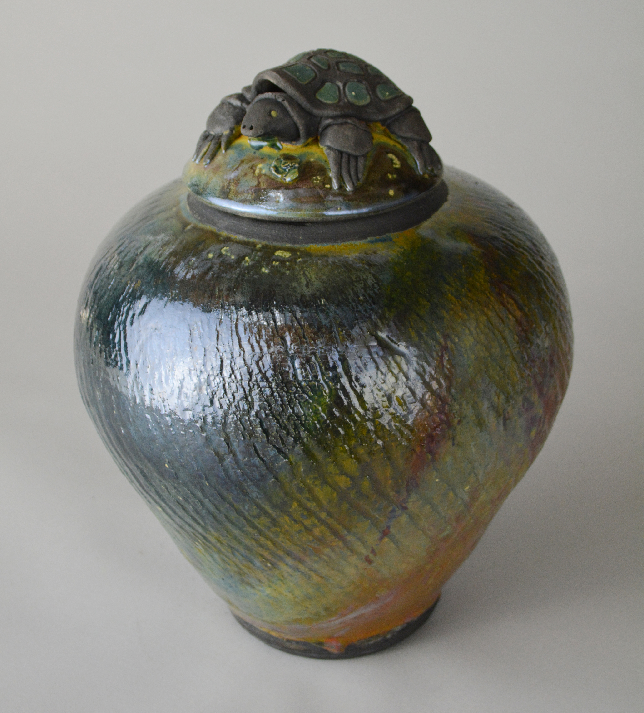 Turtle Pot