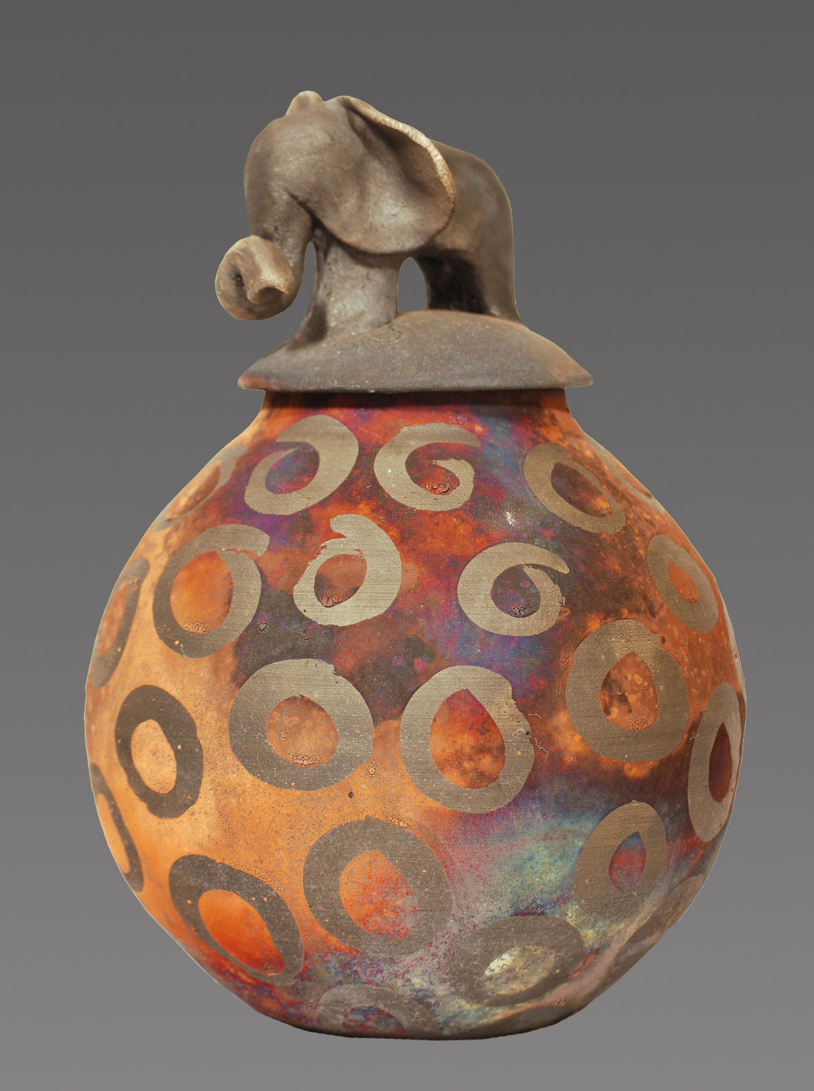 Elephant Jar
