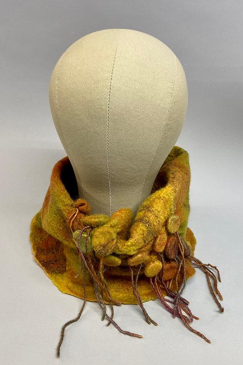 Gold Neckwrap