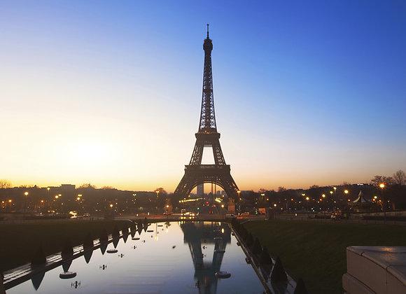 PASSEIO CITY TOUR EM PARIS - FRANÇA