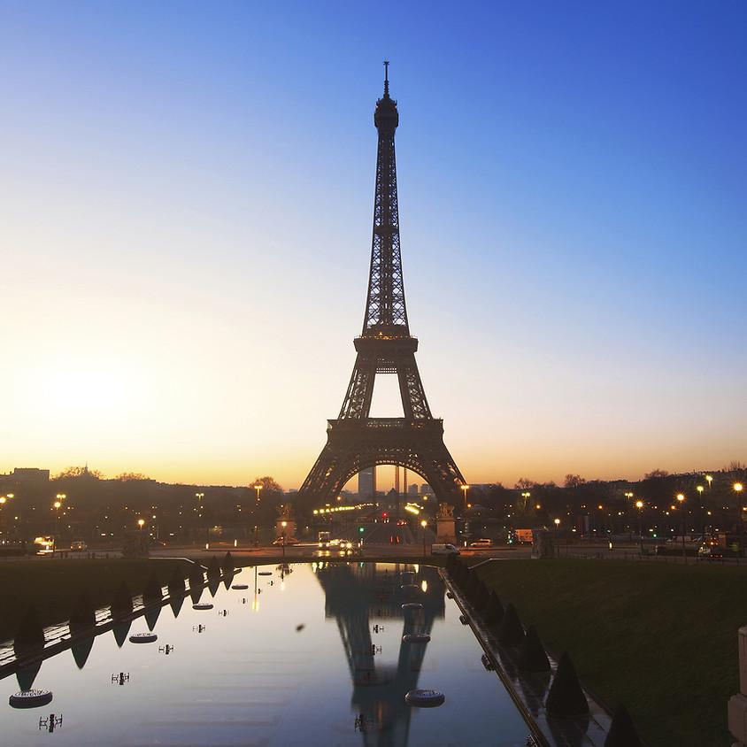 Paris Bistro ~ 7 PM