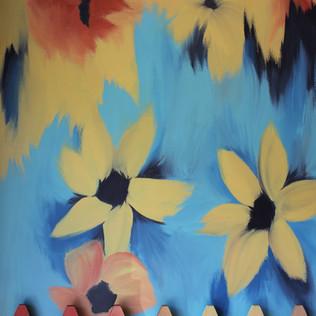 Sunflowers Upclose_Left Side.JPG