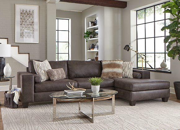 Living Room - 1700 Huntington