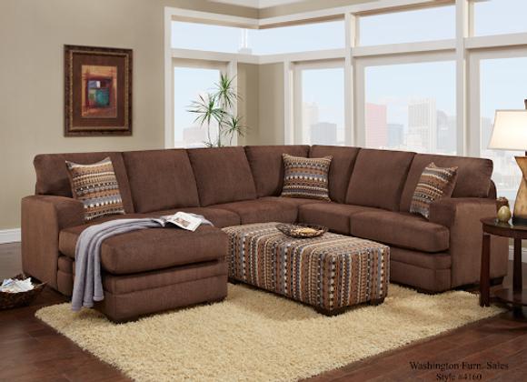 Living Room - 4160 Hillel Chocolate
