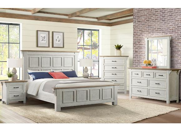 Bed - 1075 Wyatt Queen