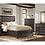 Thumbnail: Bed - 1140 Charleston Queen Storage Sleigh