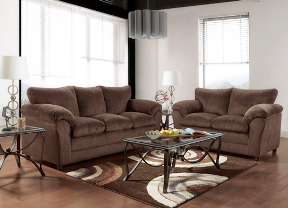 Living Room - 1150 Kelly Chocolate