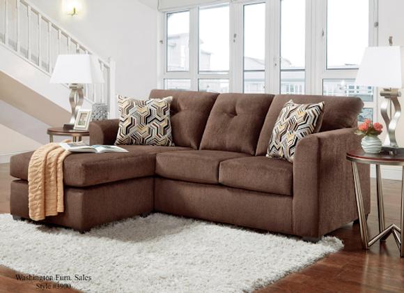 Living Room - 3900 Kelly Chocolate