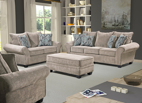 Living Room - 1000 Artesia Sand