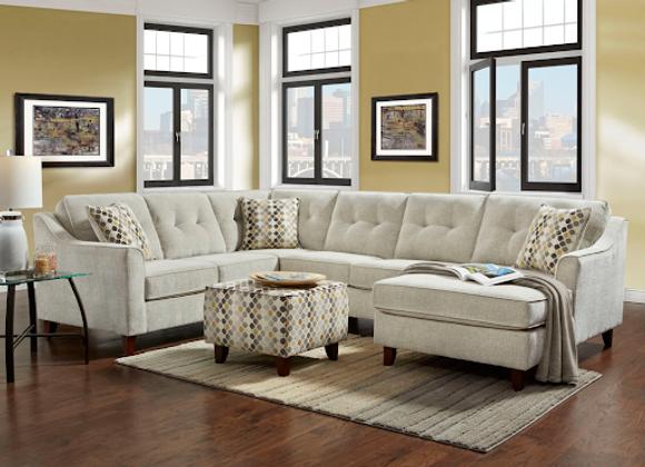 Living Room - 4740 Sydney Cream