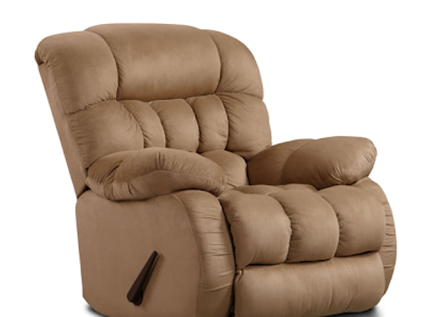 Recliner - 9200 Softsuede Taupe