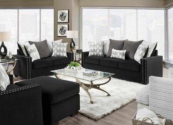Living Room - 2095 Vogue Ebony